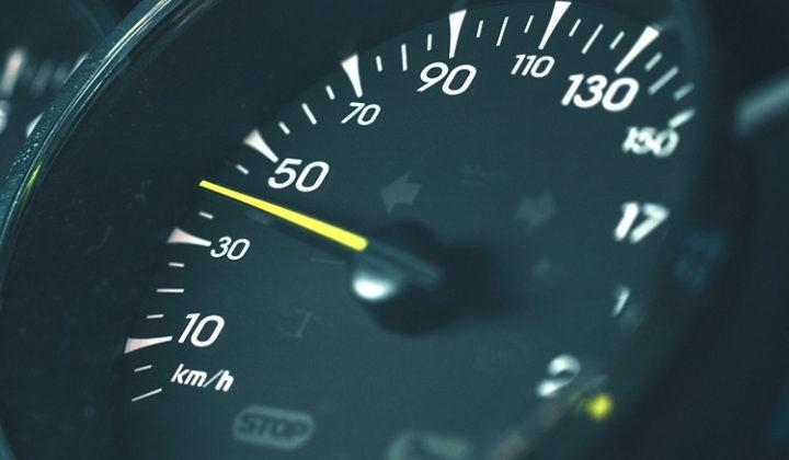 Contrôle des excès de vitesse
