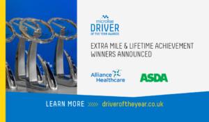 #3 Extra Mile & Lifetime Achievement